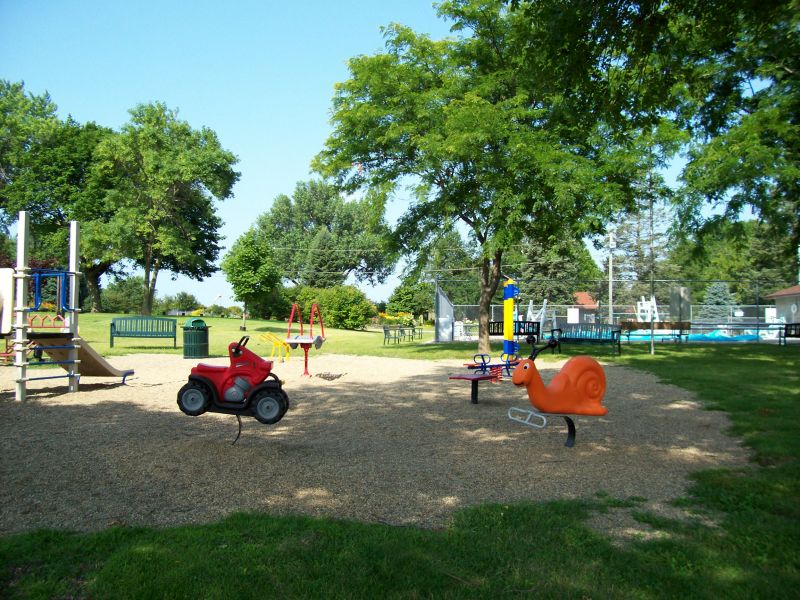 More Park Equipment