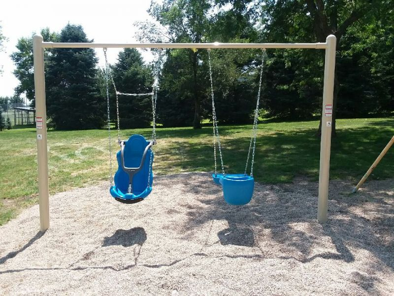 New Park Equipment